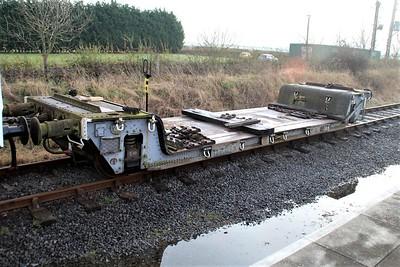 20t Flatrol B900035 Lincs Wold Railway 24/11/12