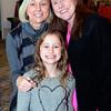 Pat Friel, Beth Friel and Isabelle Zeiger.
