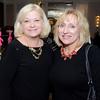 Barbara Diguglielmo and Linda McGovern