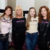 Jill Feld, Phyllis Goldsbough, Maddie Rubinstein and Wendie Rubenstein
