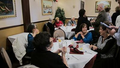 Linda Fitzpatrick's Retirment Luncheon 9 December 2014
