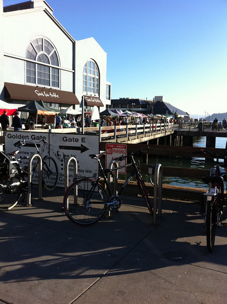 Wonderful Saturday Farmers Market at the Pier