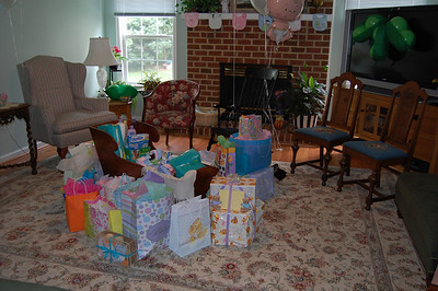 Linda's Baby Shower