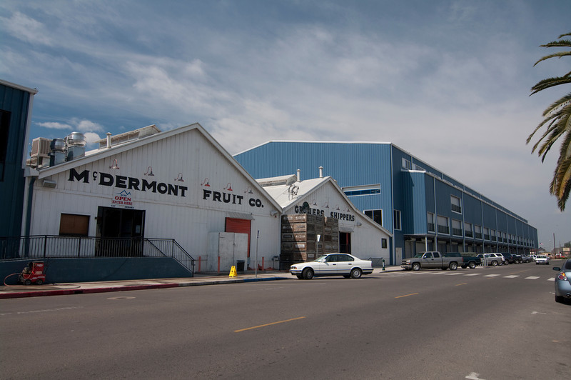McDermont Fruit Co--It's a Big FUN House, don't be decieved like I was until I ventured inside.  Lindsay CA