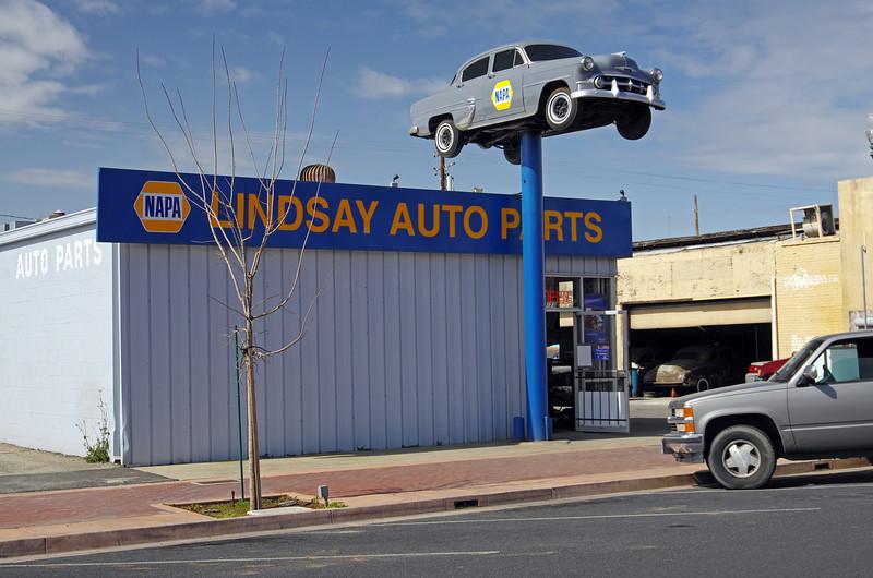 Napa Lindsay Auto Parts