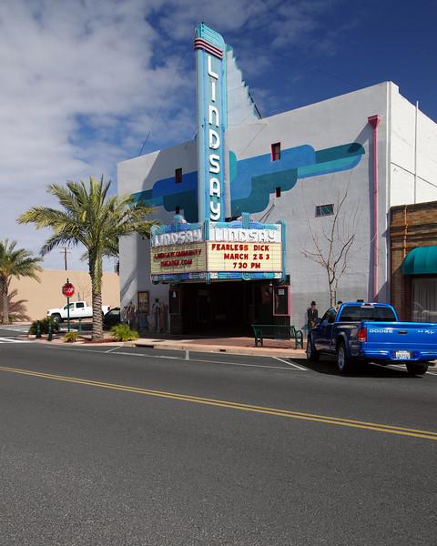 Lindsay Community Theater
