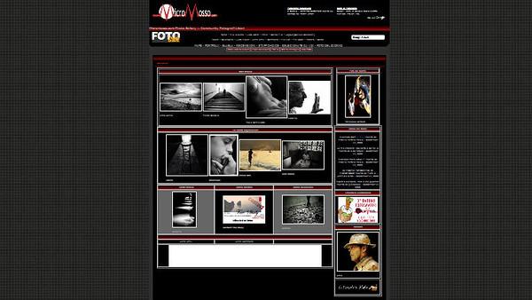 //www.micromosso.com Comunità in lingua italiana, completamente gratuita, offre la possibilità di postare 1 foto ogni giorno. Comprende un forum e promuove varie iniziative, come contest a tema.