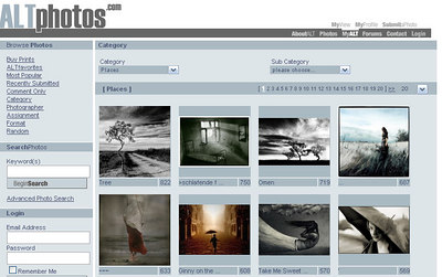 //www.altphotos.com comunità in lingua inglese