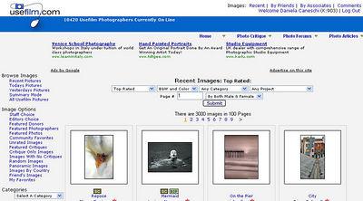 //www.usefilm.com/ Comunità in lingua inglese, iscrizione gratuita, con limiti. 12/02/2006