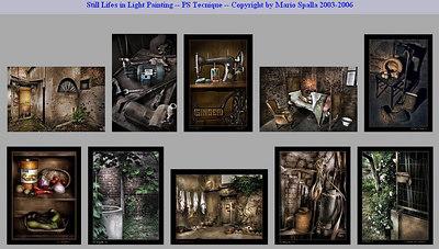 //photo.net/photos/mariospalla galleria fotografica di Mario Spalla, contiene fra l'altro alcune foto particolarmente suggestive realizzate mediante la tecnica light painting
