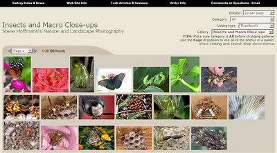 //www.sphoto.com/ Sito del fotografo Steve Hoffmann