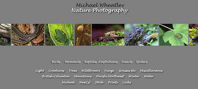 //www.members.shaw.ca/magicallight/ Sito del fotografo Michael Wheatley