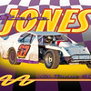 12 #67 Barnett Modified - Steve Jones