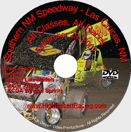 LC092907 DVDLabel