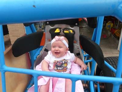 Next Generation Sprint Car Driver Kylie Hardison 026