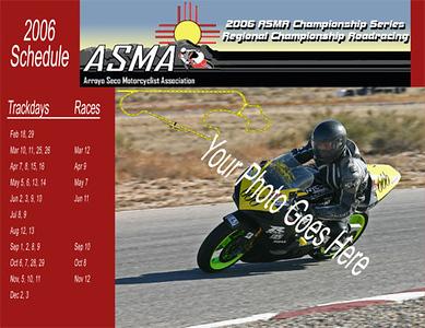 ASMA2006Schedule