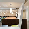 Brocade Campus, San Jose CA. Vance Brown Builders, RMW Architecture and Interiors.<br /> Cafeteria.