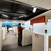 Brocade Campus, San Jose CA. Vance Brown Builders, RMW Architecture and Interiors.<br /> Open cubes.