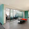 Brocade Campus, San Jose CA. Vance Brown Builders, RMW Architecture and Interiors.<br /> meeting room.