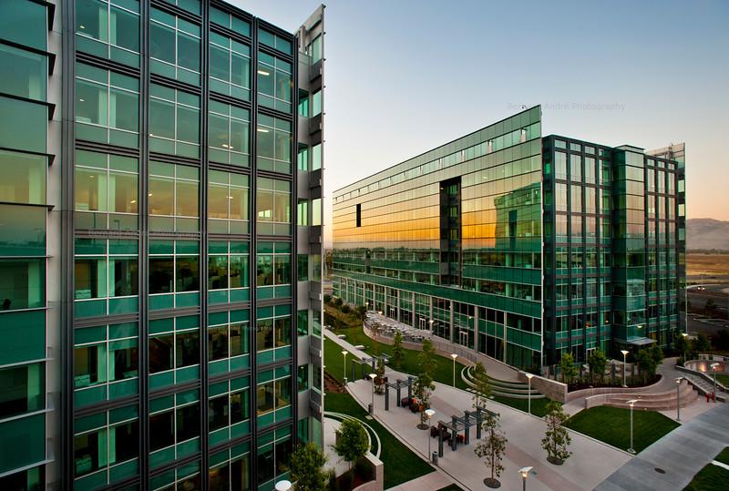 Brocade Headquarters, San Jose, CA. Vance Brown Builders. Korth Sunseri Hagey Architects. Hunter Storm Properties.