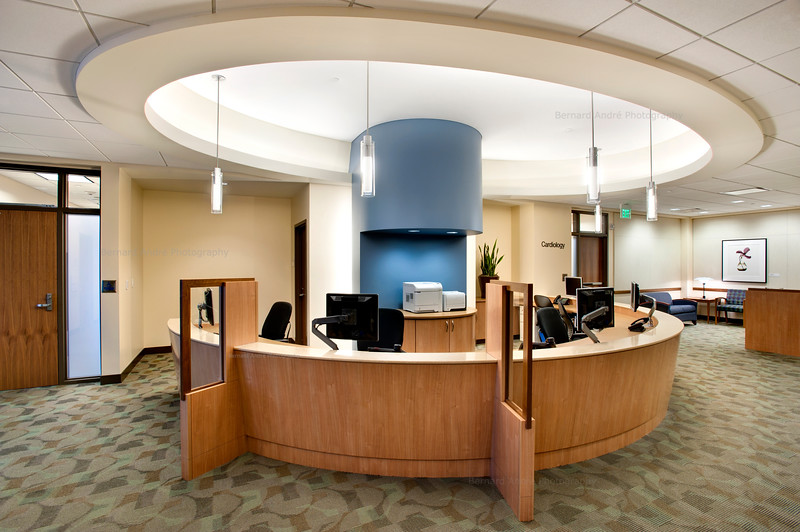 Palo Alto Medical Foundation,  Mills Peninsula Burlingame. Hawley Peterson & Snyder Architects.