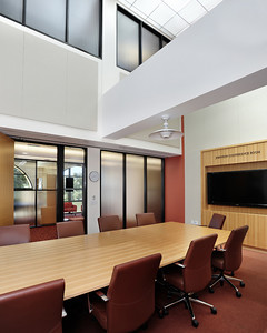 Stanford Institute for Economic Policy Research, Stanford Campus, Conference Room. Vance Brown Builders.