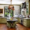 Private Residence, Kitchen. Monte Sereno, CA. Linda L Floyd, Inc, Interior Design.  On-site Construction.