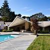 Private Residence, Backyard. Atherton, CA. Anshen & Allen architects.