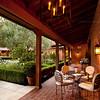 Private Residence, Courtyard & Logia. Saint Helena, CA. Daniel DerVartanian, Engel & Volkers.