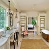 Private Residence, Private Bathroom. Los Altos, CA. Ed Graziani.