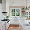 Private Residence, Kitchen, Atherton, CA. Terri Kerwin, Kerwin & Associates.