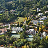 Hillsborough Aerial. Neighborhood Project. Geoffrey Nelson, McGuire Real Estate.