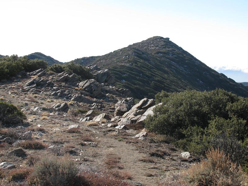 Pyramid Peak.