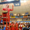 Don Knight / The Herald Bulletin<br /> Liberty Christian faced Lafayette Central Catholic in the regional championship at Frankfort High School on Saturday.