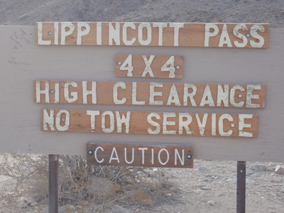 Lippincott Mine Road