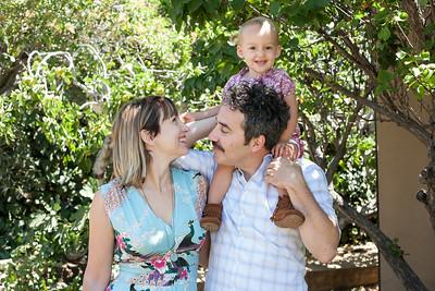 Lisa, Todd and Zola