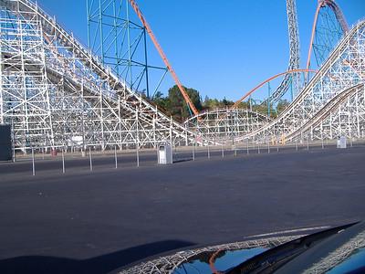 Lisa's Photos - Six Flags Magic Mountain - 6/1/08