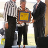 Don and Sandy Volk receive a Community Image Award.