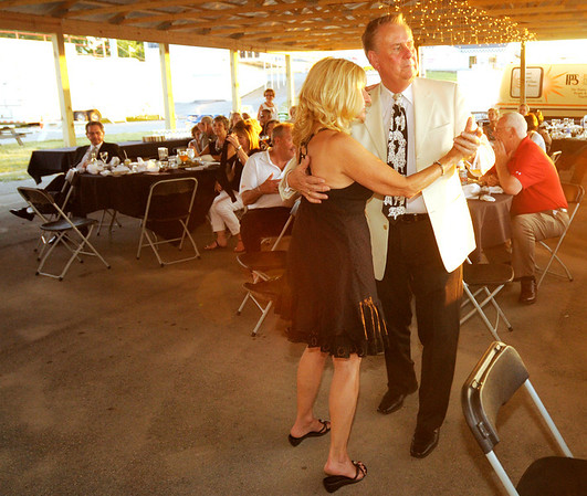Annual Little 500 Black & White Dinner Dance and Auction at the Anderson Speedway on Thursday.
