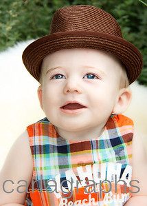Alec with Hat-