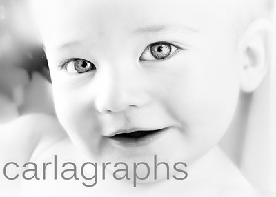 Alec Very Close Up BW-