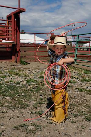 Little Cowboy Big Cowboys