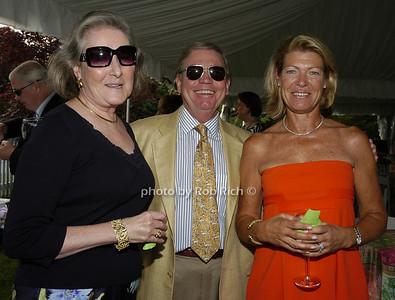 Maureen Lawrence,  George Lawrence, Ellen Fell