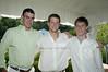 George Hues, Andrew Sherman, Charlie Phil