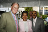 Keith Fell, Gladis Ward, Dr. Abraham Ward