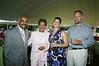 Dr. Abraham Ward, Gladis Ward, Caroline Bolt, Mason Bolt
