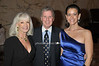 Sue Carey, Bill Reilly, Karla Abaunza<br /> photo by Rob Rich © 2009 robwayne1@aol.com 516-676-3939