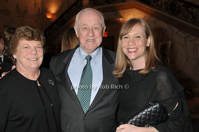 Joan Flynn, Hugh Flynn,Kathleen Flynn photo by Rob Rich © 2009 robwayne1@aol.com 516-676-3939