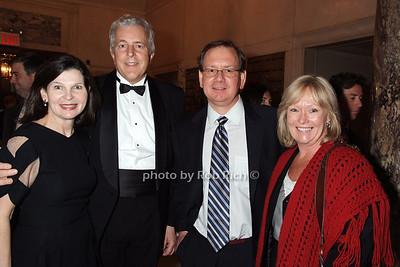 Judy Stupp, Herb Stupp, John Mast, Ann Gallagher photo by Rob Rich © 2008 robwayne1@aol.com 516-676-3939