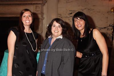 Lea Meierfeld, Marni Shapiro, Laura Cavallero photo by Rob Rich © 2008 robwayne1@aol.com 516-676-3939